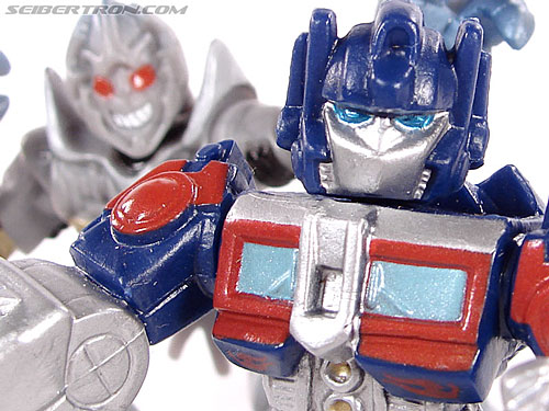 Transformers Robot Heroes Optimus Prime (Movie) (Image #48 of 60)
