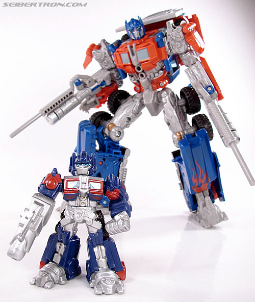 Transformers Robot Heroes Optimus Prime (Movie) (Image #57 of 60)