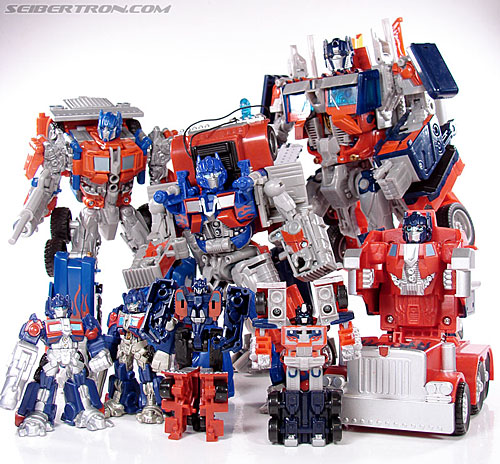 Transformers Robot Heroes Optimus Prime (Movie) (Image #58 of 60)