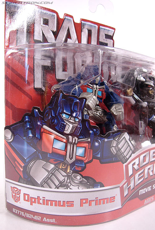 Transformers Robot Heroes Optimus Prime (Movie) (Image #2 of 35)