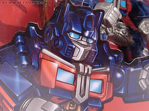 Transformers Robot Heroes Optimus Prime (Movie) (Image #3 of 35)
