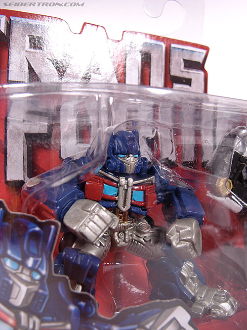 Transformers Robot Heroes Optimus Prime (Movie) (Image #4 of 35)