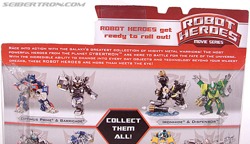 Transformers Robot Heroes Optimus Prime (Movie) (Image #8 of 35)