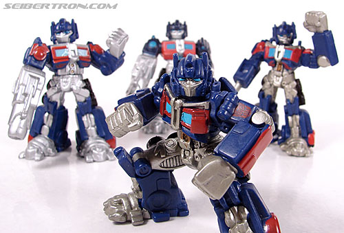 Transformers Robot Heroes Optimus Prime (Movie) (Image #30 of 35)