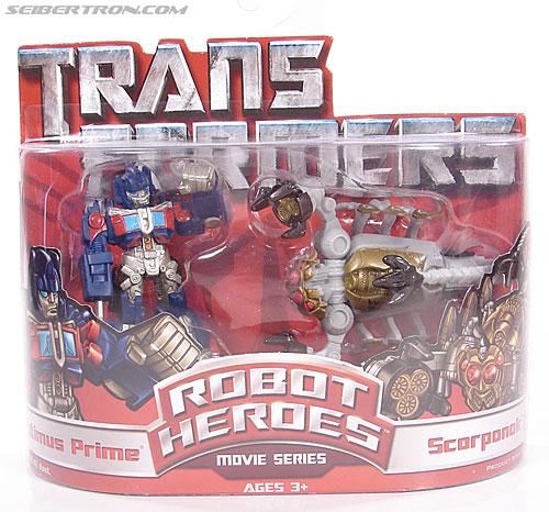 Transformers Robot Heroes Scorponok (Movie) (Image #1 of 48)