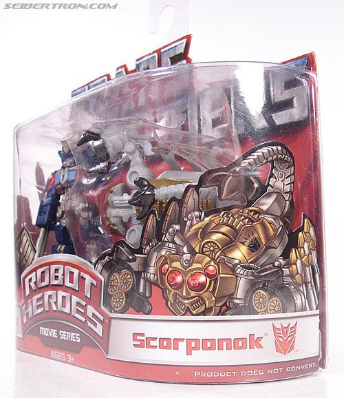 Transformers Robot Heroes Scorponok (Movie) (Image #9 of 48)