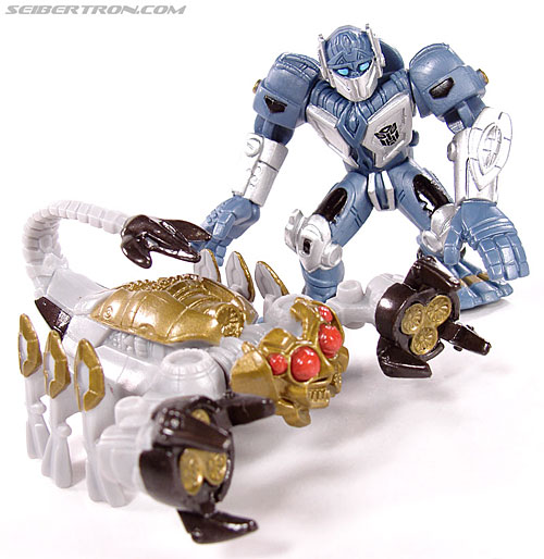Transformers Robot Heroes Scorponok (Movie) (Image #38 of 48)