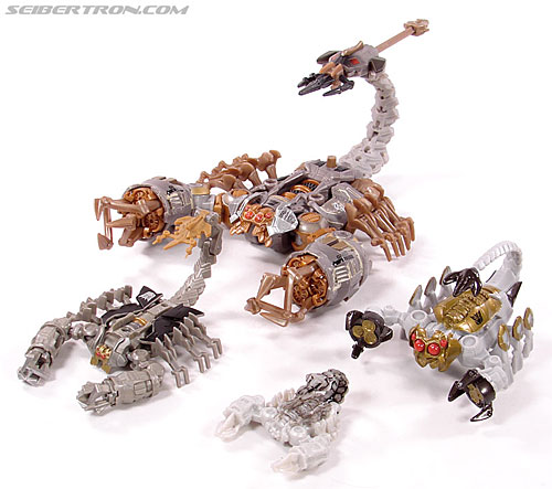 Transformers Robot Heroes Scorponok (Movie) (Image #41 of 48)