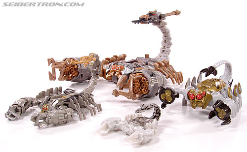 Transformers Robot Heroes Scorponok (Movie) (Image #42 of 48)