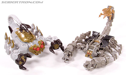 Transformers Robot Heroes Scorponok (Movie) (Image #43 of 48)