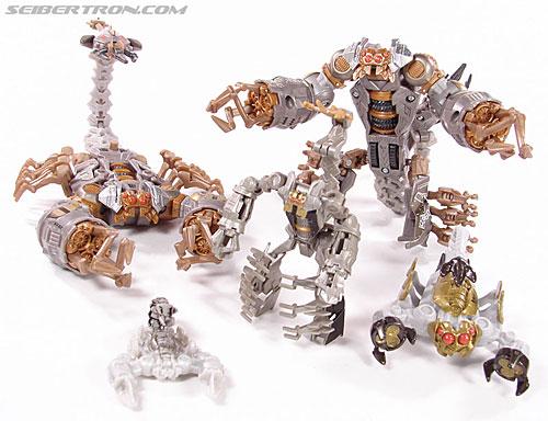 Transformers Robot Heroes scorponok Scorpion FROM Film Série