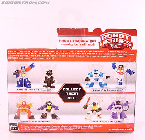 Transformers Robot Heroes Optimus Prime (G1) (Image #10 of 45)