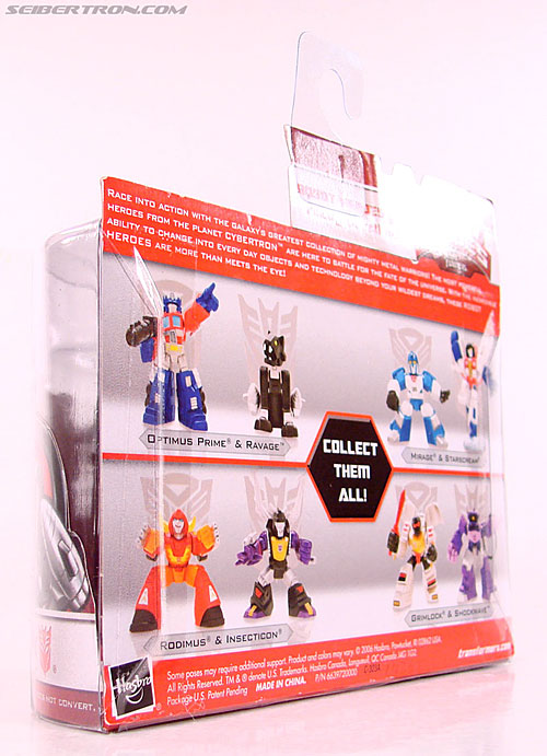 Transformers Robot Heroes Optimus Prime (G1) (Image #11 of 45)