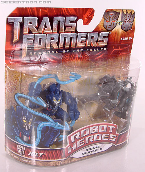 Transformers Robot Heroes Jolt (ROTF) (Image #2 of 45)