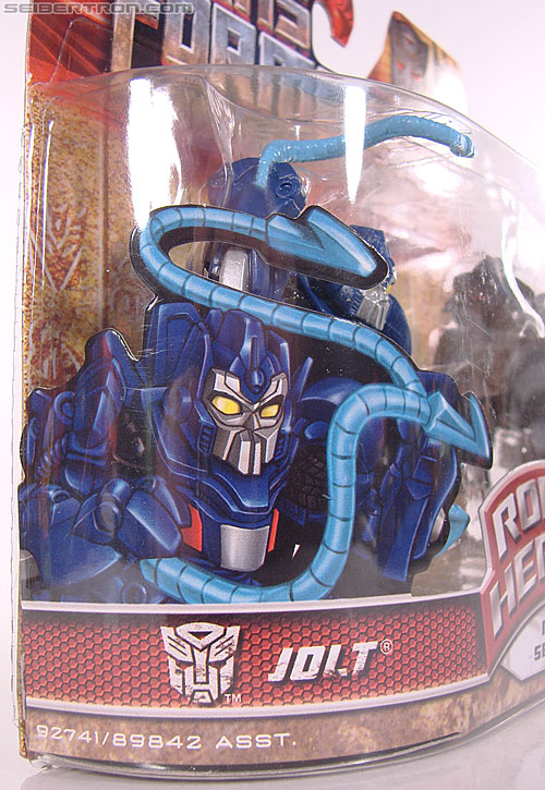 Transformers Robot Heroes Jolt (ROTF) (Image #3 of 45)
