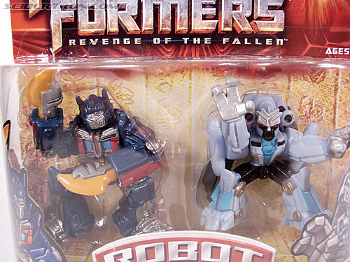Transformers Robot Heroes Blackout (ROTF) (Image #2 of 37)
