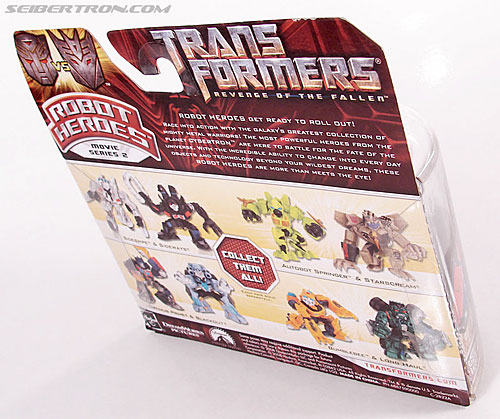 Transformers Robot Heroes Blackout (ROTF) (Image #5 of 37)
