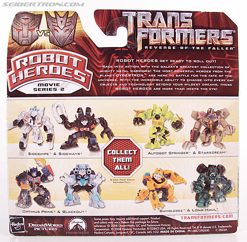 Transformers Robot Heroes Blackout (ROTF) (Image #6 of 37)