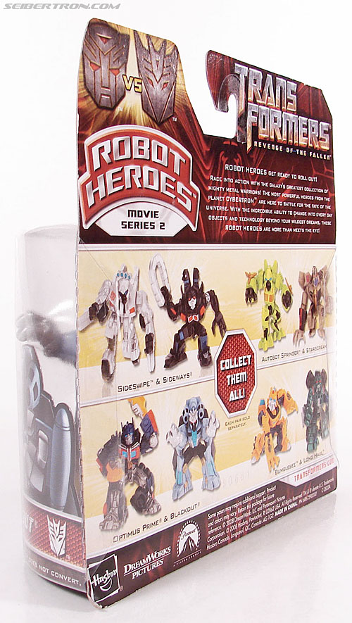 Transformers Robot Heroes Blackout (ROTF) (Image #7 of 37)