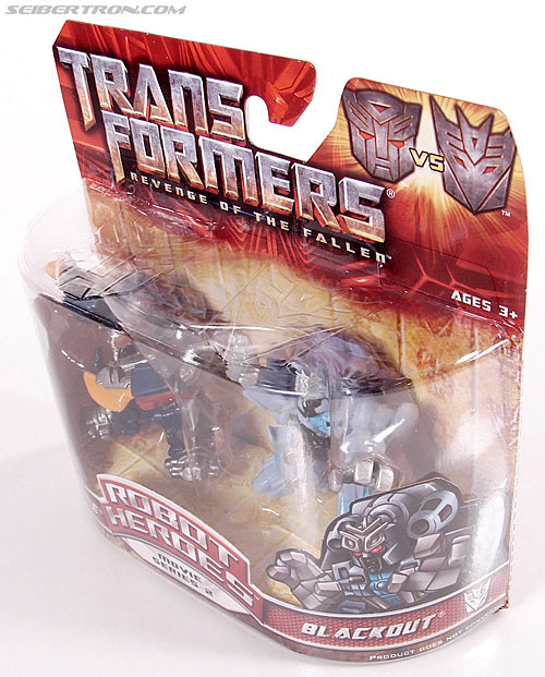 Transformers Robot Heroes Blackout (ROTF) (Image #10 of 37)