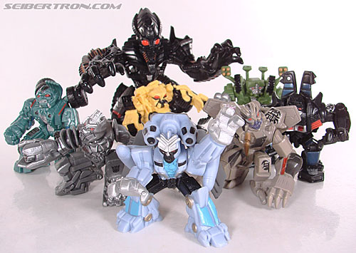 Transformers Robot Heroes Blackout (ROTF) (Image #34 of 37)