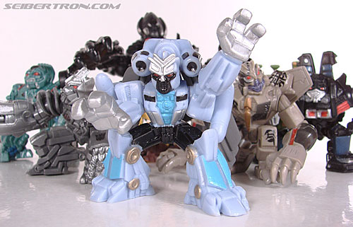 Transformers Robot Heroes Blackout (ROTF) (Image #35 of 37)