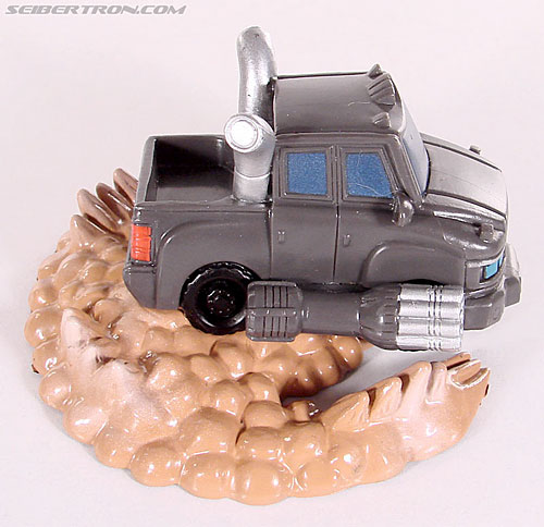 Transformers Robot Heroes Ironhide (ROTF) vehicle (Image #4 of 25)
