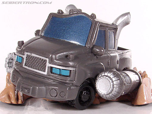 Robot Heroes Ironhide (ROTF) vehicle gallery