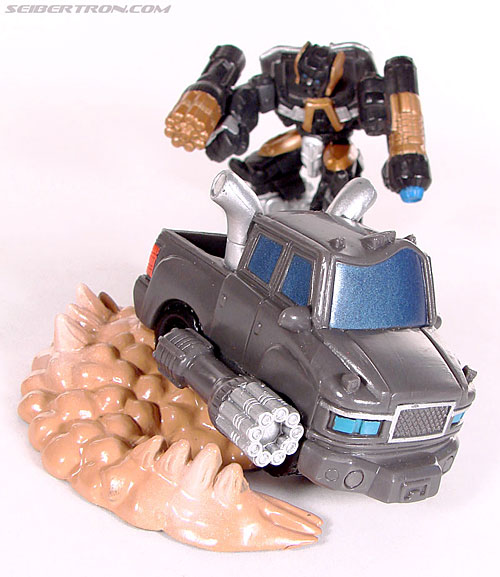 Transformers Robot Heroes Ironhide (ROTF) vehicle (Image #21 of 25)