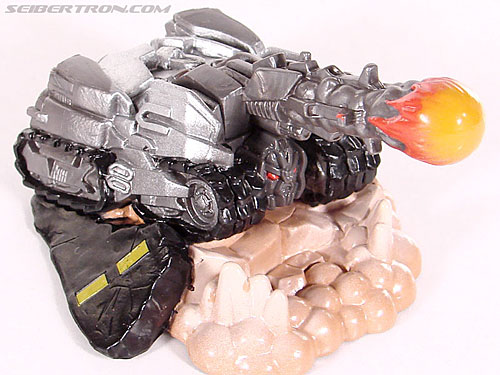 Robot Heroes Megatron (ROTF) vehicle gallery