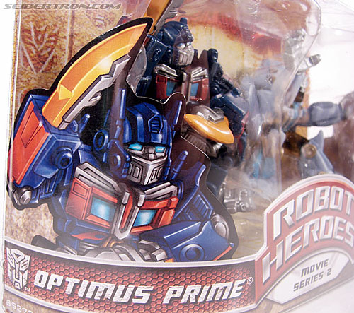 Transformers Robot Heroes Optimus Prime (ROTF) (Image #4 of 49)