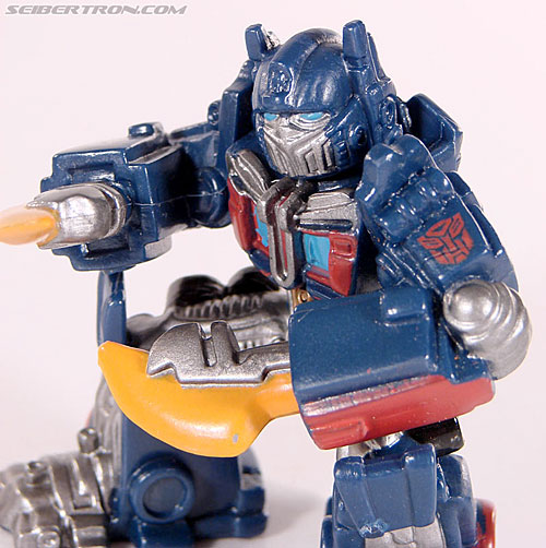 Transformers Robot Heroes Optimus Prime (ROTF) (Image #9 of 49)