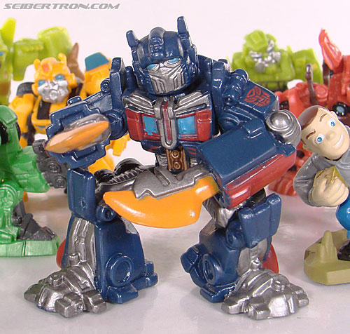 Transformers Robot Heroes Optimus Prime (ROTF) (Image #48 of 49)
