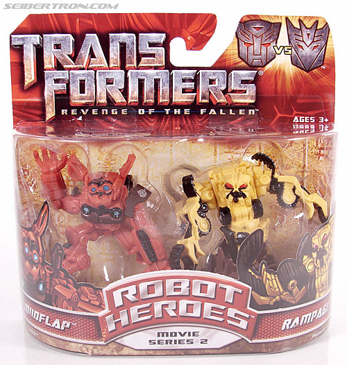 Transformers Robot Heroes Rampage (ROTF) (Image #1 of 37)