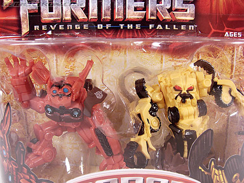 Transformers Robot Heroes Rampage (ROTF) (Image #2 of 37)