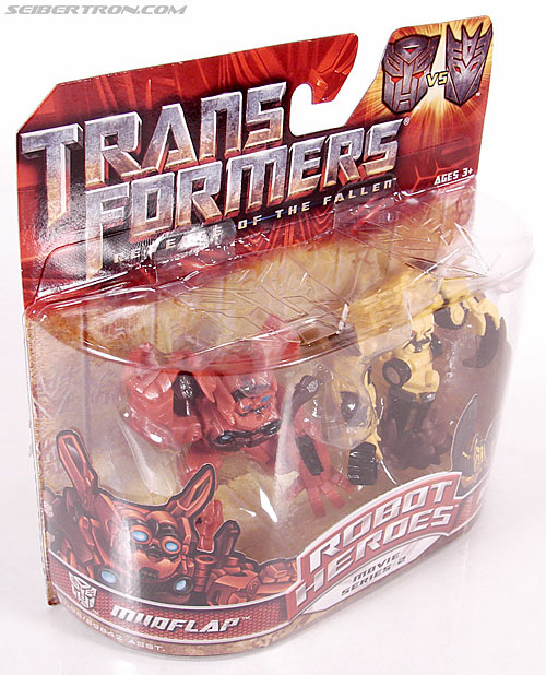 Transformers Robot Heroes Rampage (ROTF) (Image #3 of 37)