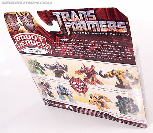 Transformers Robot Heroes Rampage (ROTF) (Image #5 of 37)