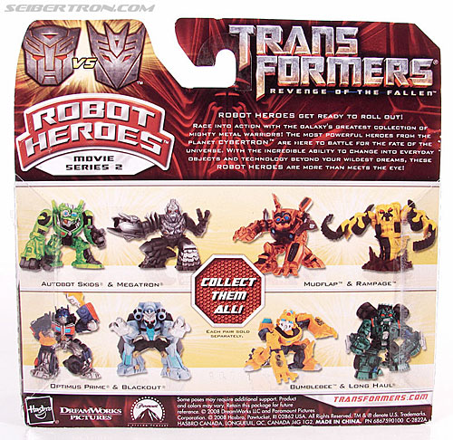 Transformers Robot Heroes Rampage (ROTF) (Image #6 of 37)