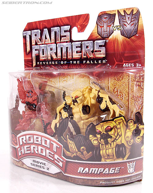 Transformers Robot Heroes Rampage (ROTF) (Image #8 of 37)