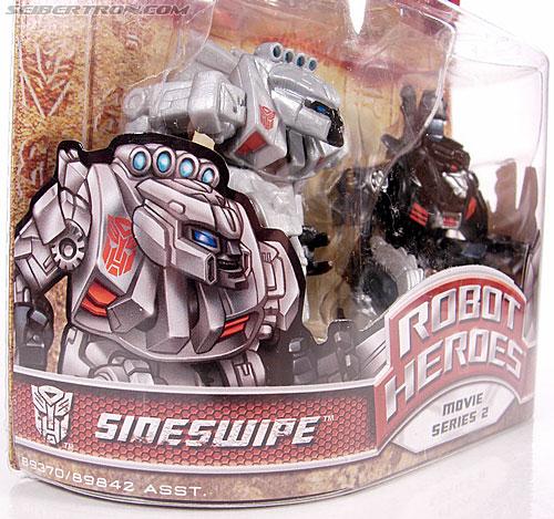Transformers Robot Heroes Sideswipe (ROTF) (Image #4 of 31)