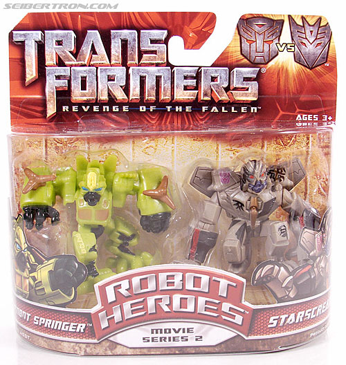 Transformers Robot Heroes Springer (ROTF) (Image #1 of 25)