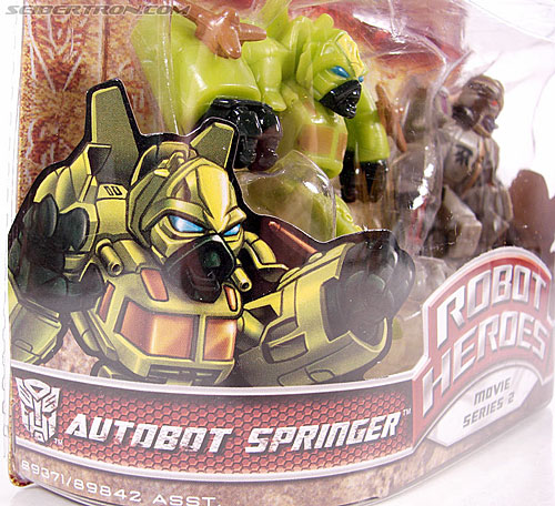 Transformers Robot Heroes Springer (ROTF) (Image #4 of 25)