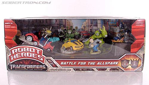 Transformers Robot Heroes Starscream (ROTF) vehicle (Image #1 of 27)