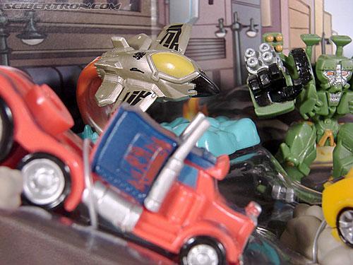 Transformers Robot Heroes Starscream (ROTF) vehicle (Image #3 of 27)