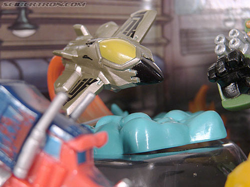 Transformers Robot Heroes Starscream (ROTF) vehicle (Image #4 of 27)