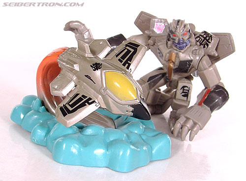 Transformers Robot Heroes Starscream (ROTF) vehicle (Image #21 of 27)