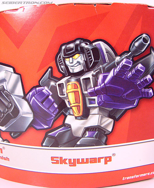 Transformers Robot Heroes Skywarp (G1) (Image #2 of 52)