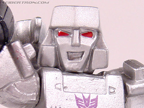 Robot Heroes Megatron with Supermetal Finish (G1) gallery