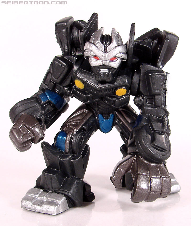 Transformers Robot Heroes Barricade (ROTF) (Image #5 of 37)