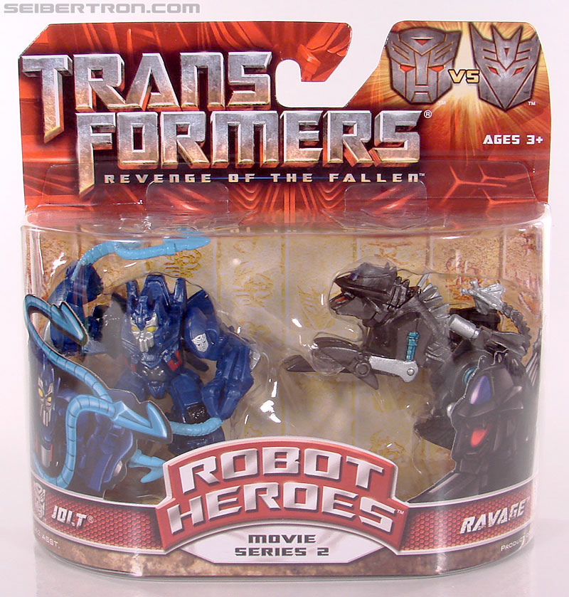 Transformers Robot Heroes Jolt (ROTF) (Image #1 of 45)